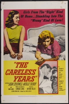 Poster The Careless Years
