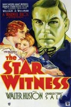 Poster El Testigo