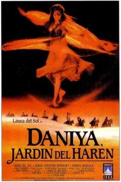 Poster Daniya, Jardín del Harem