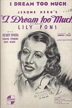 Poster Canción de Amor