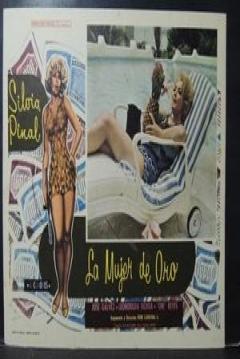 Poster La Mujer de Oro