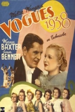 Poster Vogues of 1938