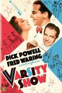 Poster Varsity Show