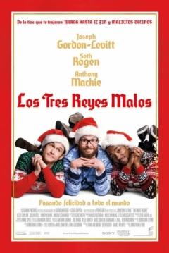 Poster Los Tres Reyes Malos