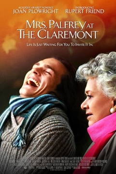 Poster Mrs. Palfrey At The Claremont