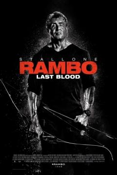 Poster Rambo 5: Last Blood