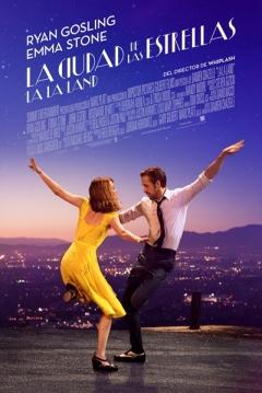 Poster La La Land: La Ciudad de las Estrellas