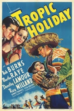 Poster Tropic Holiday