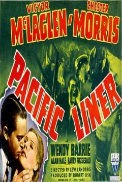 Poster Pacific Liner