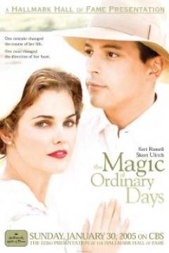 Poster La Magia de un Día Cualquiera