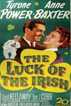 Poster The Luck of the Irish