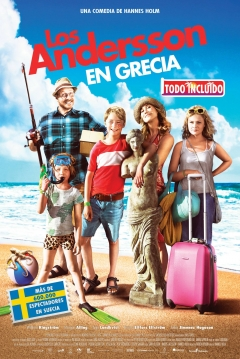 Ficha Los Andersson en Grecia