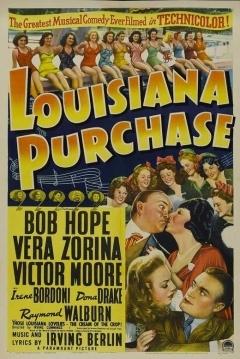 Poster Louisiana Purchase