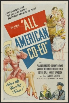 Poster All-American Co-Ed