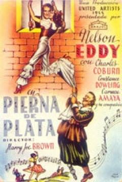 Poster Pierna de Plata