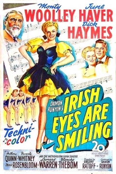 Poster Irish Eyes Are Smiling