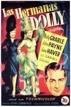 Poster Las Hermanas Dolly (1945)