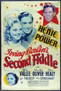 Poster Second Fiddle