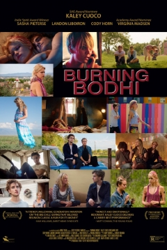 Poster Burning Bodhi