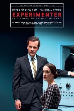 Poster Experimenter: La Historia de Stanley Milgram
