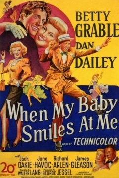 Poster When My Baby Smiles at Me