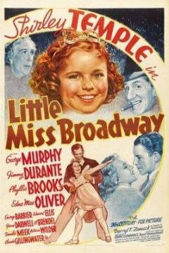 Poster Little Miss Broadway