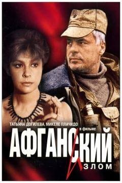 Poster Afghan Breakdown
