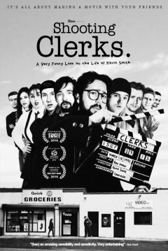 Poster Shooting Clerks