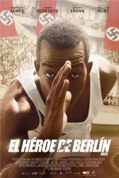 Poster El Héroe de Berlín