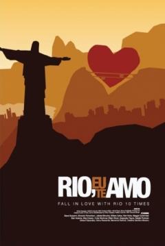 Poster Rio, Eu Te Amo