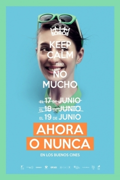 Poster Ahora o Nunca