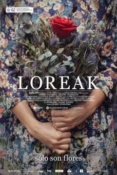 Poster Loreak (Flores)