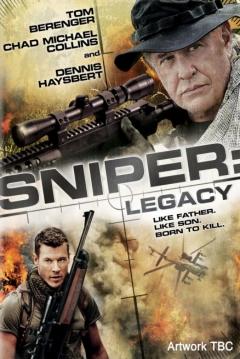 Poster Sniper: El Legado