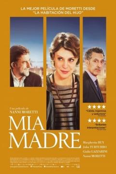 Poster Mia Madre