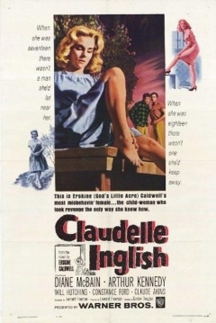 Poster Claudelle Inglish