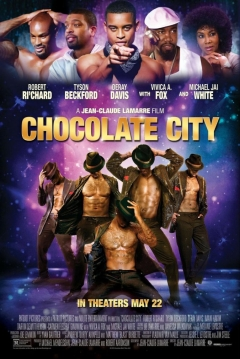 Poster Chocolate City