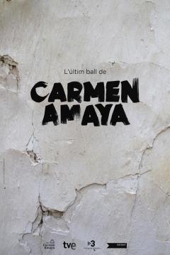 Poster El Último Baile de Carmen Amaya