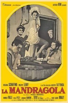 Poster La Mandrágora