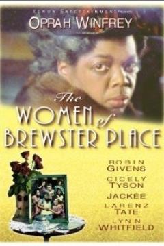 Poster Las Mujeres de Brewster Place