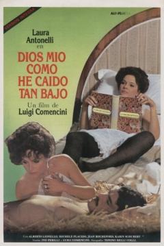 Poster ¡Dios Mío, Como he Caído tan Bajo!