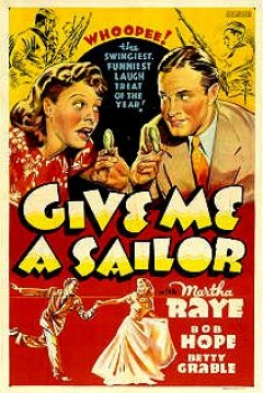 Poster Give Me A Sailor