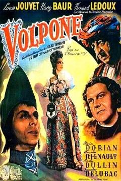 Poster Volpone