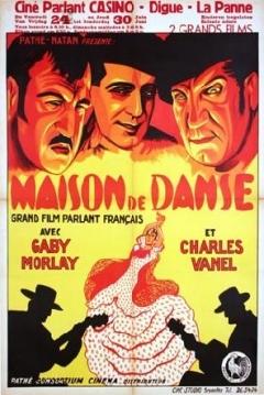Poster Maison de Danses