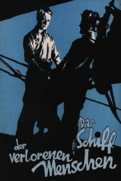 Poster The Ship of Lost Men