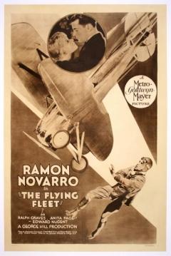 Poster The Flying Fleet