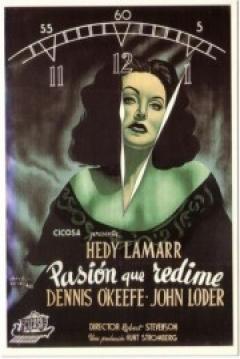 Poster Pasión que Redime