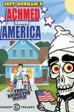 Poster Achmed Saves America