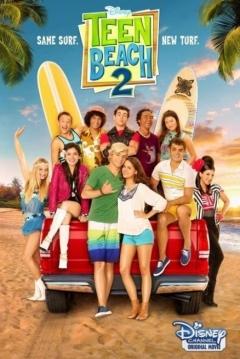 Poster Teen Beach Movie 2