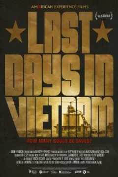 Poster Last Days in Vietnam