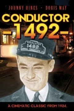 Poster Conductor 1492